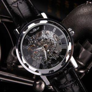 Мъжки механичен часовник